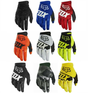 Black Fox Racing Dirtpaw Race Gloves MX Motocross Dirt Bike Off Road ATV KTM TLD