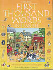 First Thousand Words in Spanish by Heather Amery (Paperback, 1995)