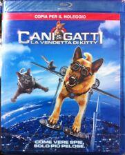 Blu-ray Disc **CANI E GATTI** La Vendetta Di Kitty Nuovo Sigillato 2010