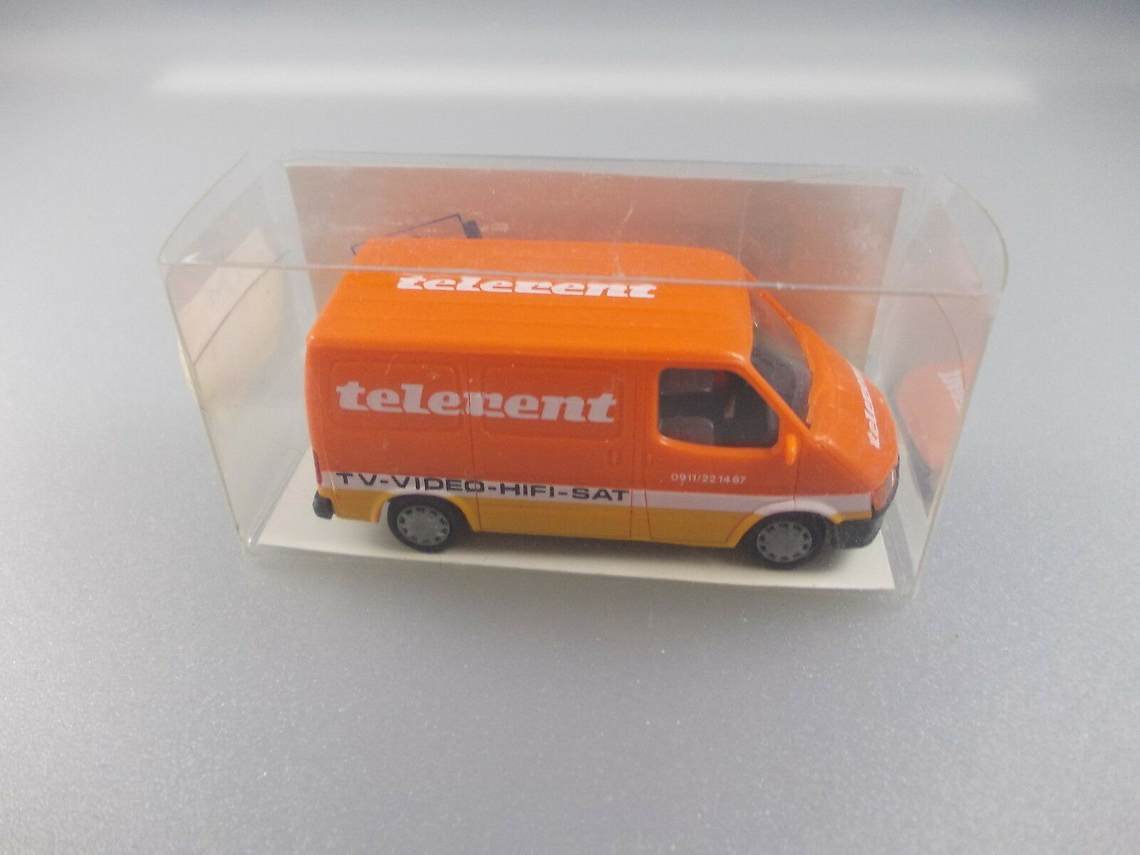 Rietze    Nr. 30530 Ford Transit  Telerent   (GK8) 3c3a88