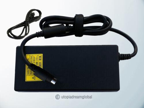 12V 4-Pin AC Adapter For SINPRO MPU100-105 63000-MPU100105P09BG3A4 Power Charger
