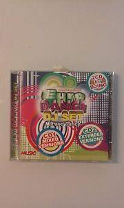 COMPILATION-EURO-DANCE-DJ-SET-DOPPIO-CD