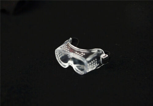 """1//6 Scale Transparent Glasses Goggles Model Current locomotive F12/"""" Male Action"""