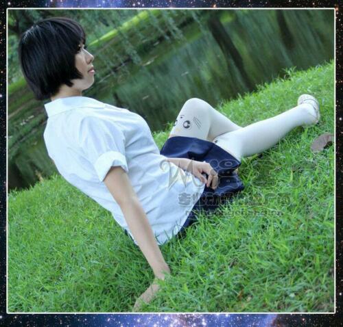 Sailor Moon Kawaii Luna Cat Lolita Thigh-High Cosplay Anime Anti-hook Stocking N