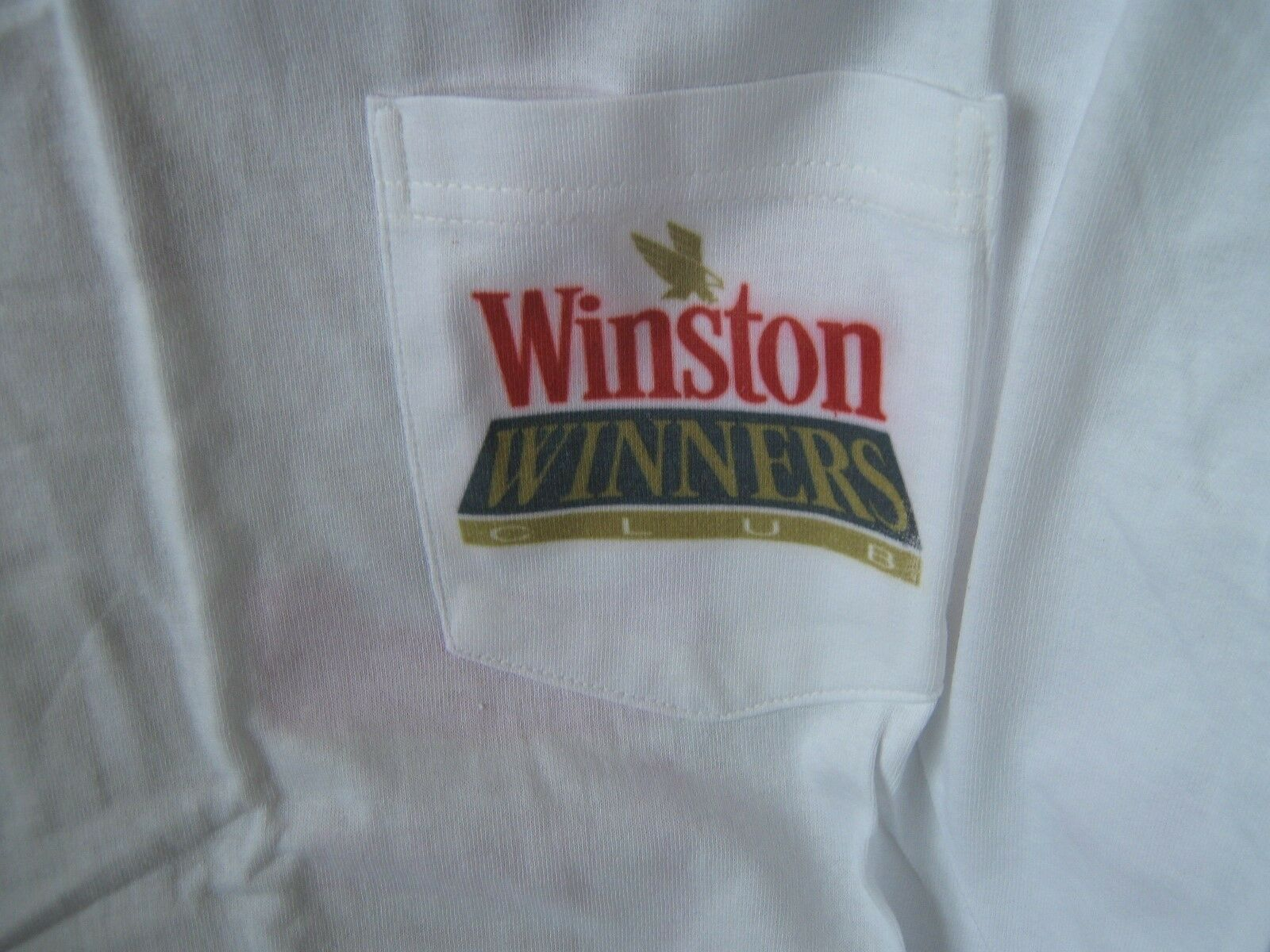 Tobaccania , Winston Winners Club , T-Shirt , NEW , XL
