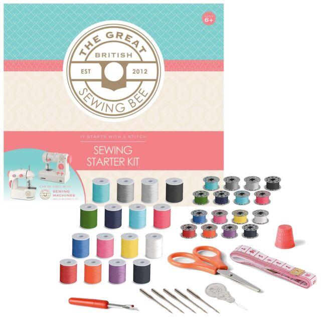 42 Piece Starter Kit Great British Sewing Bee