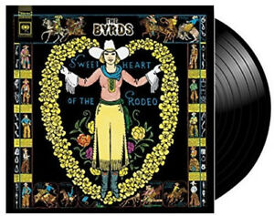 The-Byrds-Sweetheart-Of-The-Rodeo-New-Vinyl-LP-UK-Import