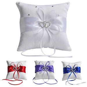 Newly-Ring-Pillow-Glitter-Rhinestone-Ring-Bearer-Box-Cushion-Wedding-Supplies