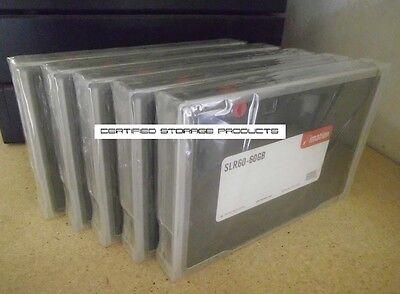 NEW 2//PK Imation SLR60 30GB//60GB Data Tape Cartridge SLR 41115 SLR100 SEALED