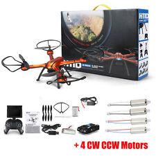 JJRC H11D 2.4G 6-Axis Gyro 5.8G FPV 2.0MP Camera RC Quadcopter + 4 CW/CCW Motors