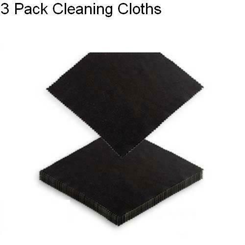 3 X Microfiber Cleaning Cloth Smart Phone Camera Lens Screen