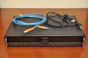 Logitech-Transporter-SE-Streaming-Network-Media-Player-MINT-w-Extras