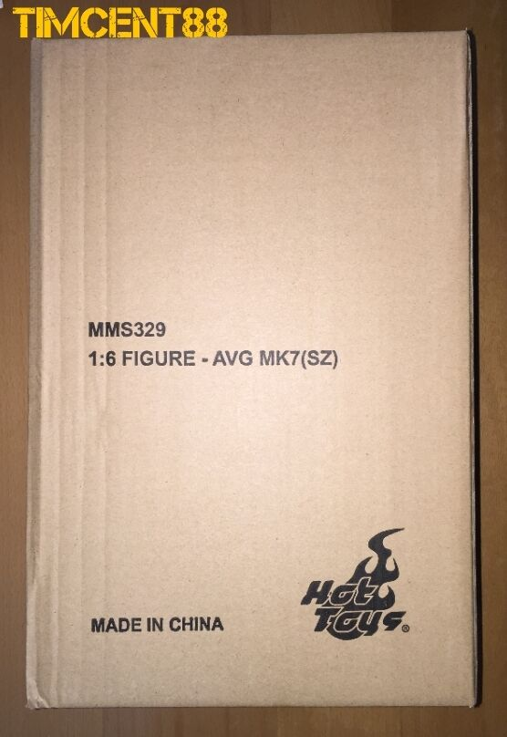 Ready  Hot Toys MMS329 Iron Man 2 Mark VII 7 Sub Zero Normal Edition 1 6