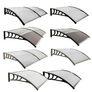 40-034-x30-034-40-034-80-034-Outdoor-Front-Door-Window-Awning-Patio-Canopy-Cover-UV-Protected
