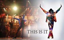 Michael Jackson - This Is It (Blu-ray, 2010)