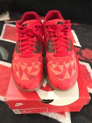 Nike Air Max 90 Ice Gym Red Size 12 | eBay