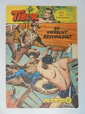 1x Comic - Tibor Nr. 4 - Lehning - Zustand 3-