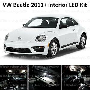 LED INTERIOR UPGRADE KIT BULB SET XENON WHITE UK SELLER PREMIUM VOLVO V60 2010
