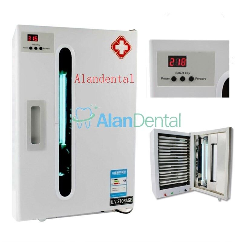 15L Medical Surgical UV Sterilizer Dental Instrument Tools Sterilization Cabinet
