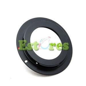 M42-lens-to-Canon-adapter-EOS-5D-10D-20D-30D-40D-50D-350D-450D-500D-550D-Black