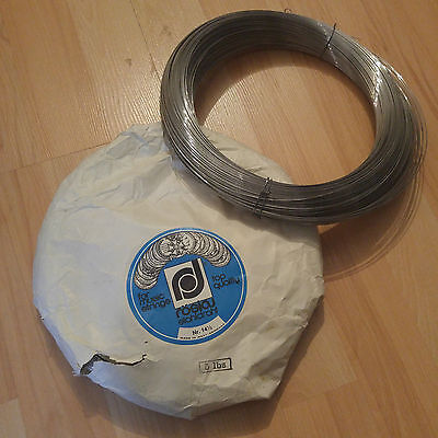 Piano Wire-/'Roslau/'-Superior High Polished German Spring Wire-Metalworking