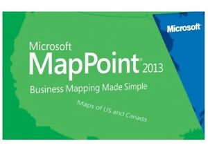 Mappoint 2010 North America Discount