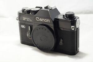 Canon-FTb-SLR-Black-Checked-Working-200186