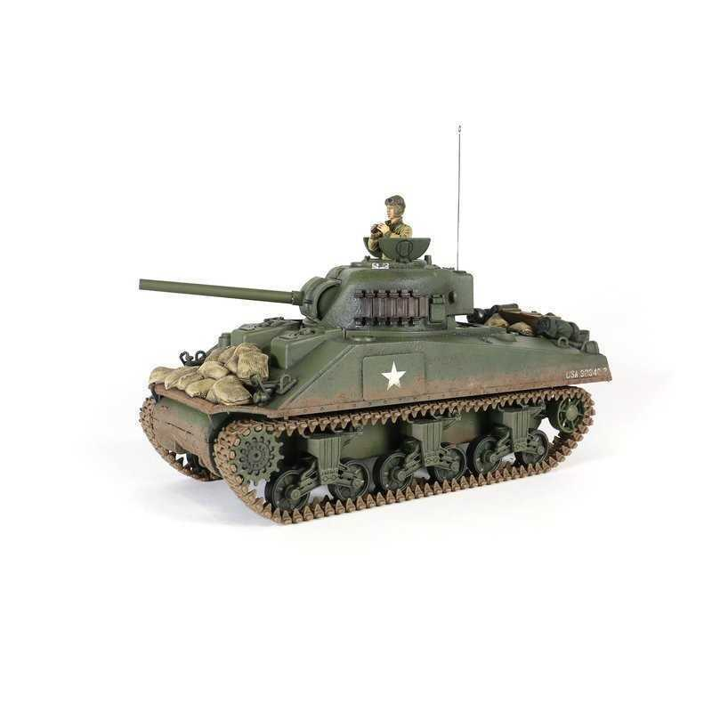 Torro 1:24 Carro Armato Radiocomandato M4A3 Sherman Ir  1212372014