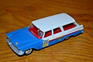 Vintage Corgi Toys Plymouth Sports Suburban;   Nous Mail