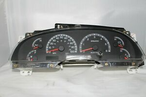 Details about Speedometer Instrument Cluster Dash Gauges 02-04 Ford F150  With 207,840 Miles