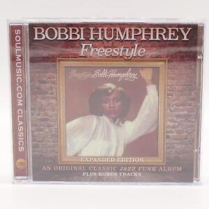 Bobbi Humphrey CD Freestyle Expanded Bonus Tracks Remastered Made in UK