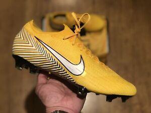 Nike-Vapor-12-Elite-NJR-FG-UK12-EUR47-5-US13-ACC-Haut-Spec-100-Authentique