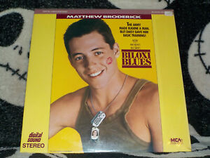 Biloxi Blues Laserdisc Matthew Broderick Neil Simon Mike Nichols