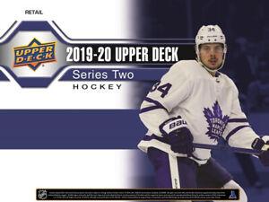 2019-20-Upper-Deck-Series-2-TEAM-SET-BONUS-Inserts-Young-guns-and-MORE