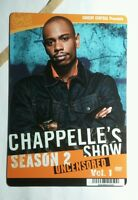 DAVE CHAPPELLE'S SHOW S2 MINI POSTER BACKER CARD (NOT A movie)