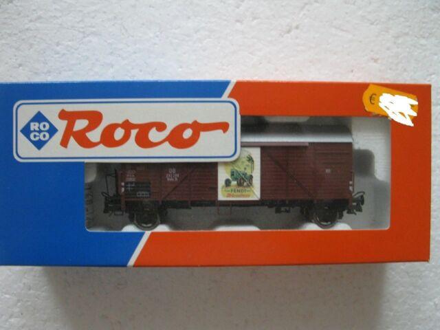 Roco 47345 DB Güterwagen H0 HO Lanz