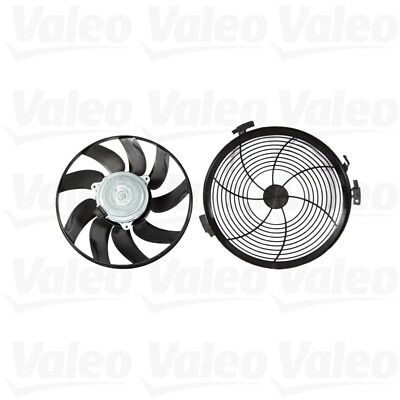 2For Dodge Sprinter 2500 3500 07-09 Left A//C Condenser Fan Assembly Valeo 696083