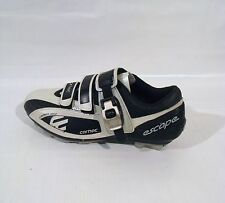 chaussure CARNAC ESCAPE CARBON SPD vélo VTT france 38,US 5 noir/nacre xo NEUF