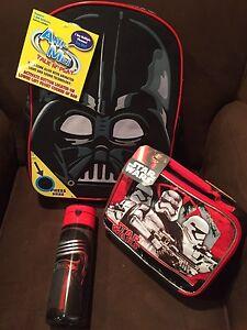 Star Wars Darth Vader Backpack Lights Up And Talks
