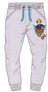 Sizes 3-9 Years Fireman Sam Official Kids Long Sleeved T-Shirt