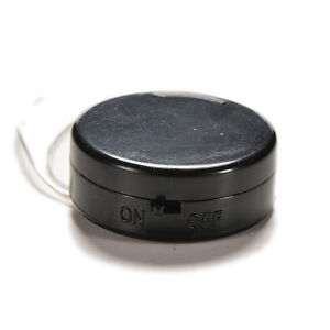 CR2032 coin button cell battery socket holder case with on//off switch lead.ft