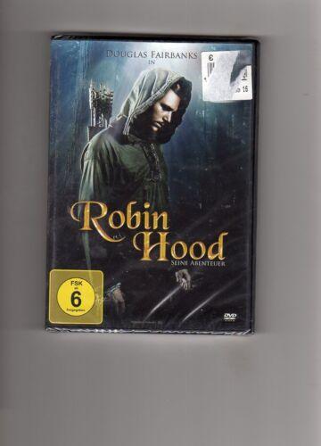 1 von 1 - Douglas Fairbanks  Robin Hood  s/w Fassung  (DVD) NEU OVP