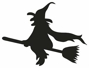 Witches-Halloween-Cauldron-Magic-Spells-Broom-Vinyl-Decal-Stickers-sma-SM7-67