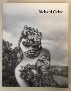 Richard-Oelze-Gemaelde-und-Zeichnungen-Berlin-1987-Akademie-Katalog