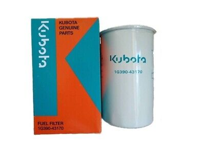 Kubota Genuine OEM Fuel Filter 1G390-43170 | eBay