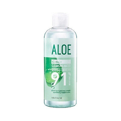 [ARITAUM] Aloe No Wash Cleansing Water - 300ml