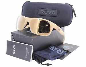 1b80527a53c7 NEW Revo Hardness RE 4071 10 CH Blush    Champagne Sunglasses