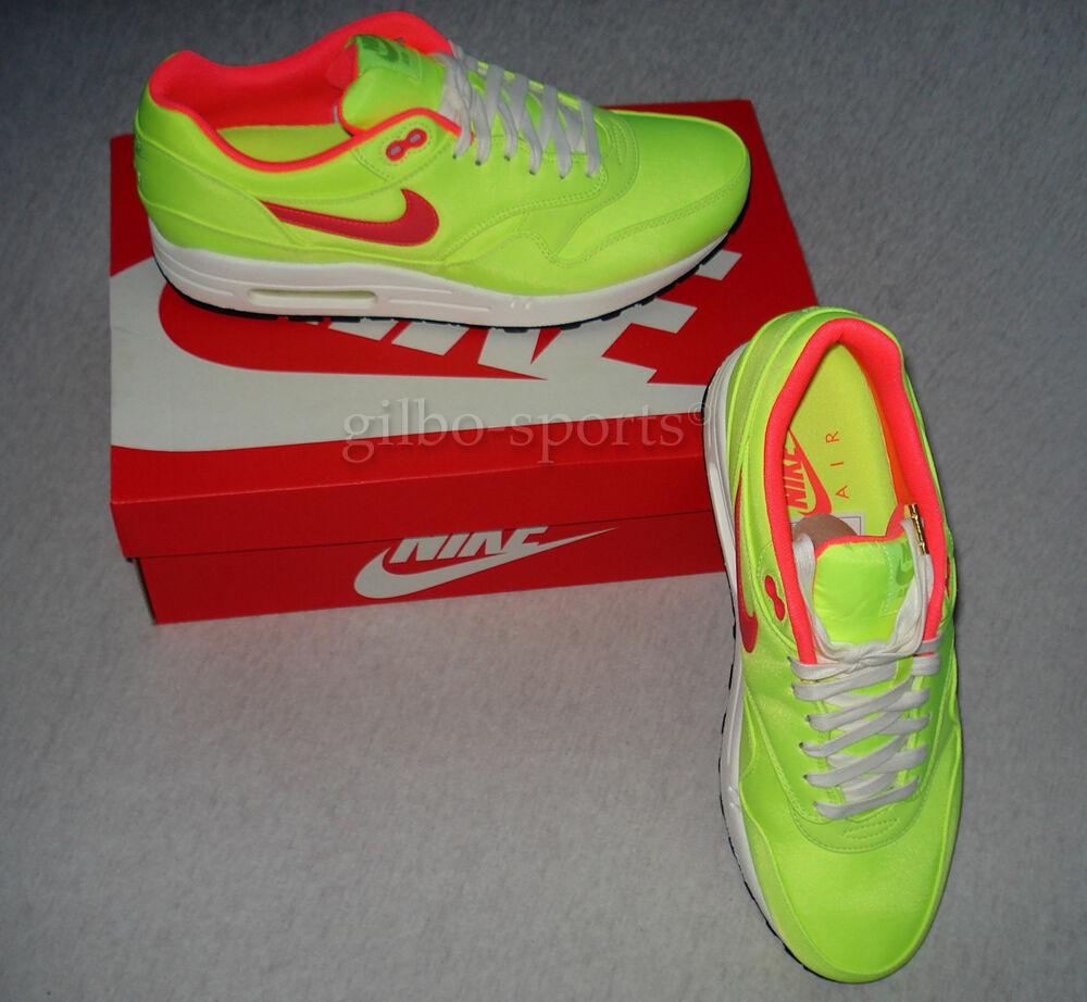 Nike Air Max 1 Premium QS VOLT TT YLOW 38 39 40 41 42 43 44 45 Neu 665873 700