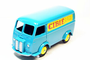 1-43-Atlas-Dinky-Toys-25BV-Peugeot-D-3-A-Fourgon-Postal-CIBIE-Diecast-Toy