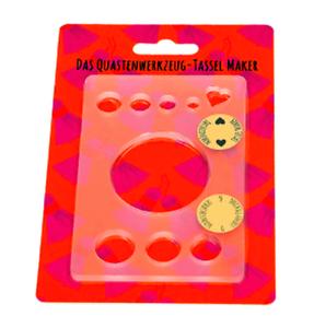 Tasselinchen Schachenmayr Quastenmaker Tasselmaker